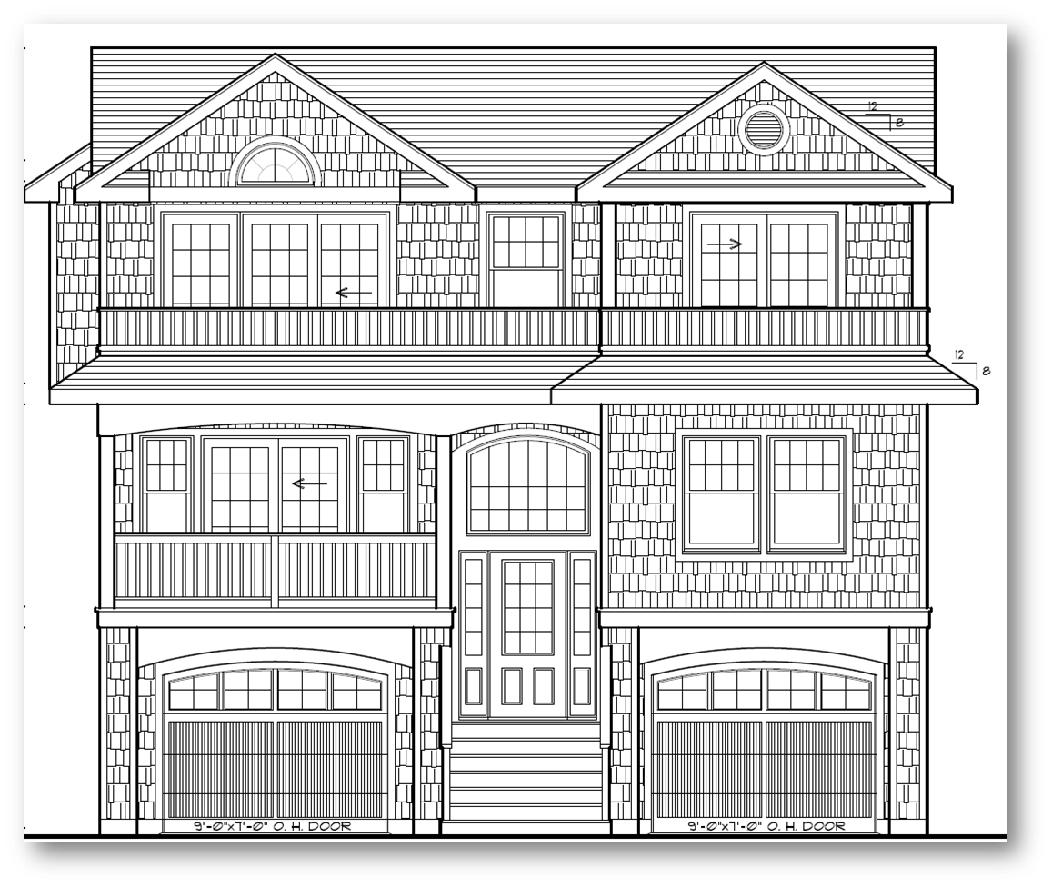 LBI New Construction Floor Plans | Layout | Designs